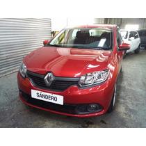 Renault Diaz !!! Sandero Dinamique 1.6 Con Navegador (jch)