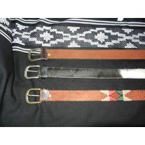 Cinturones De Cuero De Hombre
