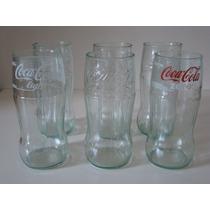 Vasos X 6 De Coca Cola Excelente