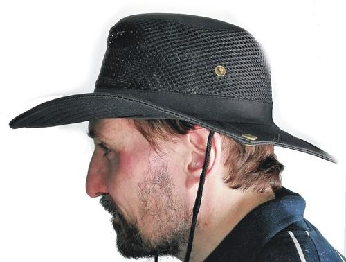 Sombrero Australiano Por Mayor . Gala Design !!! 7f731f7958b