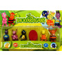 Backyardigans Blister X5 Muñecos Figuras Ideal Adorno Torta