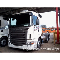 Camion Scania G 360 4x2 Ant. $ 220.300