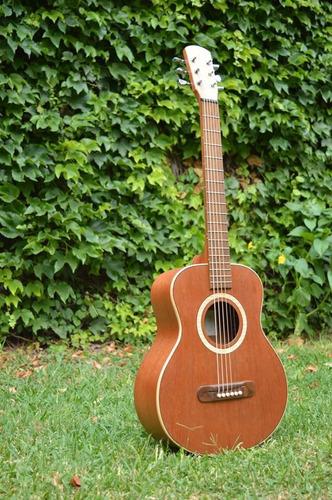Guitarra acustica viajera luthier montone marcos 15000 for Luthier guitarra electrica