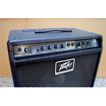 Peavey Max115 Bajo ( 75w ) Impecable Tnt Ampeg Mira