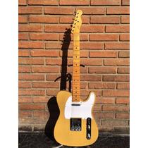 Sx Ftl50 Telecaster Guitarra Electrica Con Funda