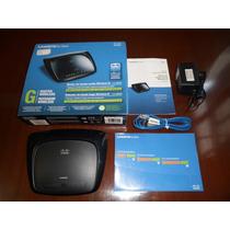 Router Wifi Inalambrico Linksys Wrt54g2 Como Nuevo En Caja