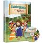 Santa Biblia Para Niños Con Cd