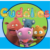 Kit Imprimible Baby Tv Cuddlies Babytv Tarjeta Con Foto