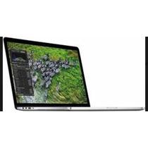 Macbook Pro Retina 15 I7 8gb Ram Ssd 250gb