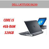 Laptop Dell Latitude E6230 Corei5 4gbram 320hd Usada Barata