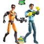Muñeco Max Steel Accion + Accesorios Original Mattel Jiujim