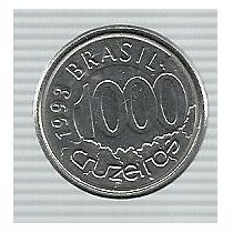 Brasil 1000 Cruzeiros 1993