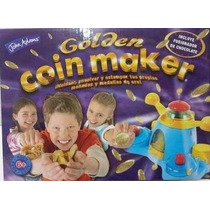Fabrica De Monedas De Oro Chocolate Coin Maker Nextpoint