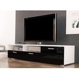 Rack Modular Led Mesa Tv Lcd Mueble Moderno Minimalista