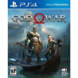 Juego Ps4 Sony God Of War