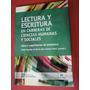 Lectura Y Escritura Noveduc Colección Universidad.
