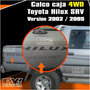 Calco 4wd Toyota Hilux Srv 2002 2005 Calcomania Ploteoya