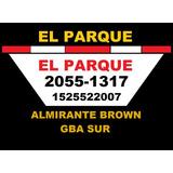 El Parque Alquiler De Volquetes 20551317 Sur Gba Alte Brown