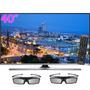 Smart Tv 3d Led 40 Samsung H6400 Full Hd Hdmi Tda 12 Cuotas