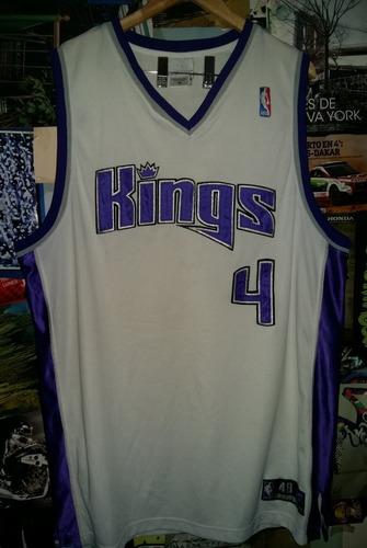 Camiseta Nba Sacramento Kings - Xl - Rbk 258806b5012