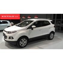Ford Ecosport Titanium 2.0 At 2014 Blanca