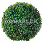 Esfera Bola Pasto Cesped Topiario Artificial 30 Cm Aquaflex