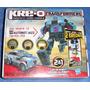 Transformers Kre-o Hasbro Autobot Jazz Broques Kreons Bloque