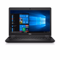 Notebook Dell Latitude 5480 Core I5 8gb 1tb 14 Windows10 Pro