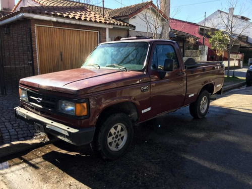 Chevrolet D20 D20 Turbo 4.0 Maxion
