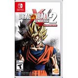 Dragon Ball Xenoverse 2   Nintendo Switch   Fisico  
