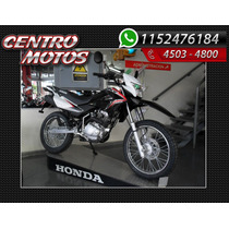 Honda Xr 150 L Nuevo Modelo 2016 Financio Centro Motos
