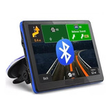 Gps Navegador 7 Pulgadas Tv Digital  Bluetooth Mapas