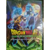 Dvd Dragon Ball Super Broly Nuevo Original Cerrado Estreno