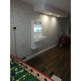 Retro Arcade Recreativo De Pared. Video Juegos Películas 22'