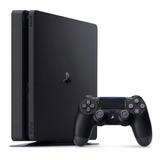 Consola Ps4 Slim Playstation 1tb Con Joystick Nueva Garantia