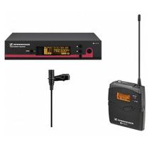Sennheiser Ew 112 G3 Microfono Inalambrico Corbatero Uhf