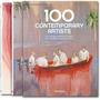 Libro 100 Contemporary Artists A-z