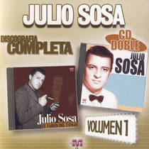 Julio Sosa - Discografia Completa Volumen 1