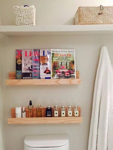 estantes para cuadros libros fotos repisa madera flotantes