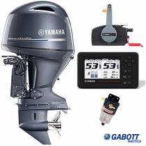 Motores 115 Hp 4 Tiempos Yamaha Fuera Borda Nuevo F115bet