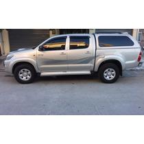 Toyota Hilux 3.0 Sr 2014 Con Cupula Inmaculada!!! 24500 Km