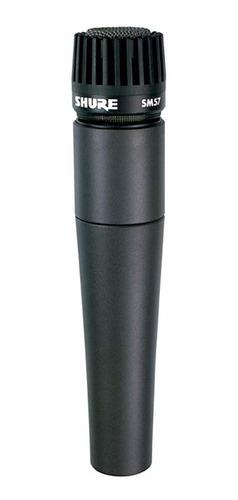 Micrófono Shure Sm57 Dinámico