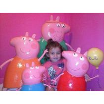 Peppa Pig Muñecos Tallados