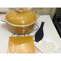 Cacerola Essen 24 Cm Linea Solei C/ Antiadherente + Savarin