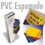 Pvc Blanco Espumado 3mm 1,22 X 2,44 Nea Insumos Graficos