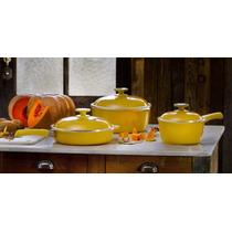 Set Ollas Y Sarten Essen ,recetas Curso De Cocina