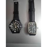 Reloj Casio Y Armani