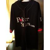Casaca Camiseta Beisbol Baseball Pokerstars 2006 Hip Hop Xl