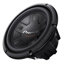 Subwoofer Para Autos Pioneer Ts-w261d4 25cm 1200 Watts