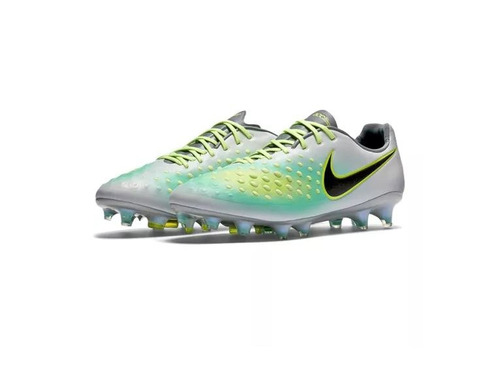 Botines Nike Magista Opus Ii Fg 843813-003 -   4260 en Melinterest e7cfc203940d9